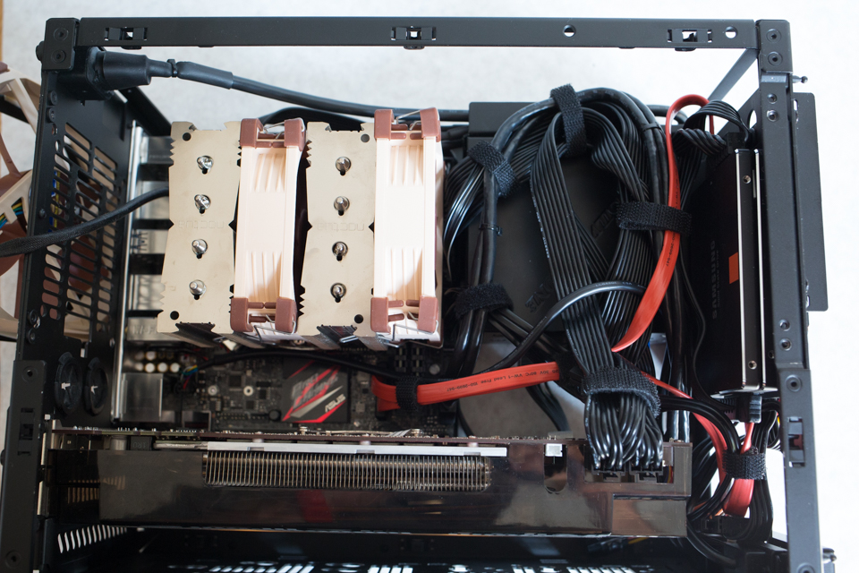 Ncase M1 A Crowdfunded Mini Itx Case Updates In First