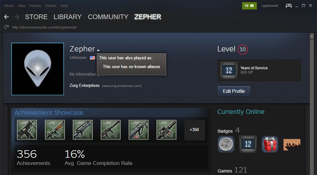 what is my steam account