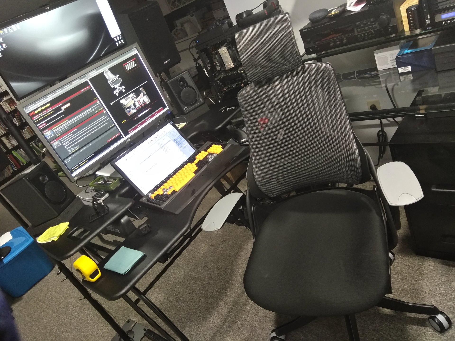 Pursuit Ergonomic Chair Unboxing And Build H H Ard Forum
