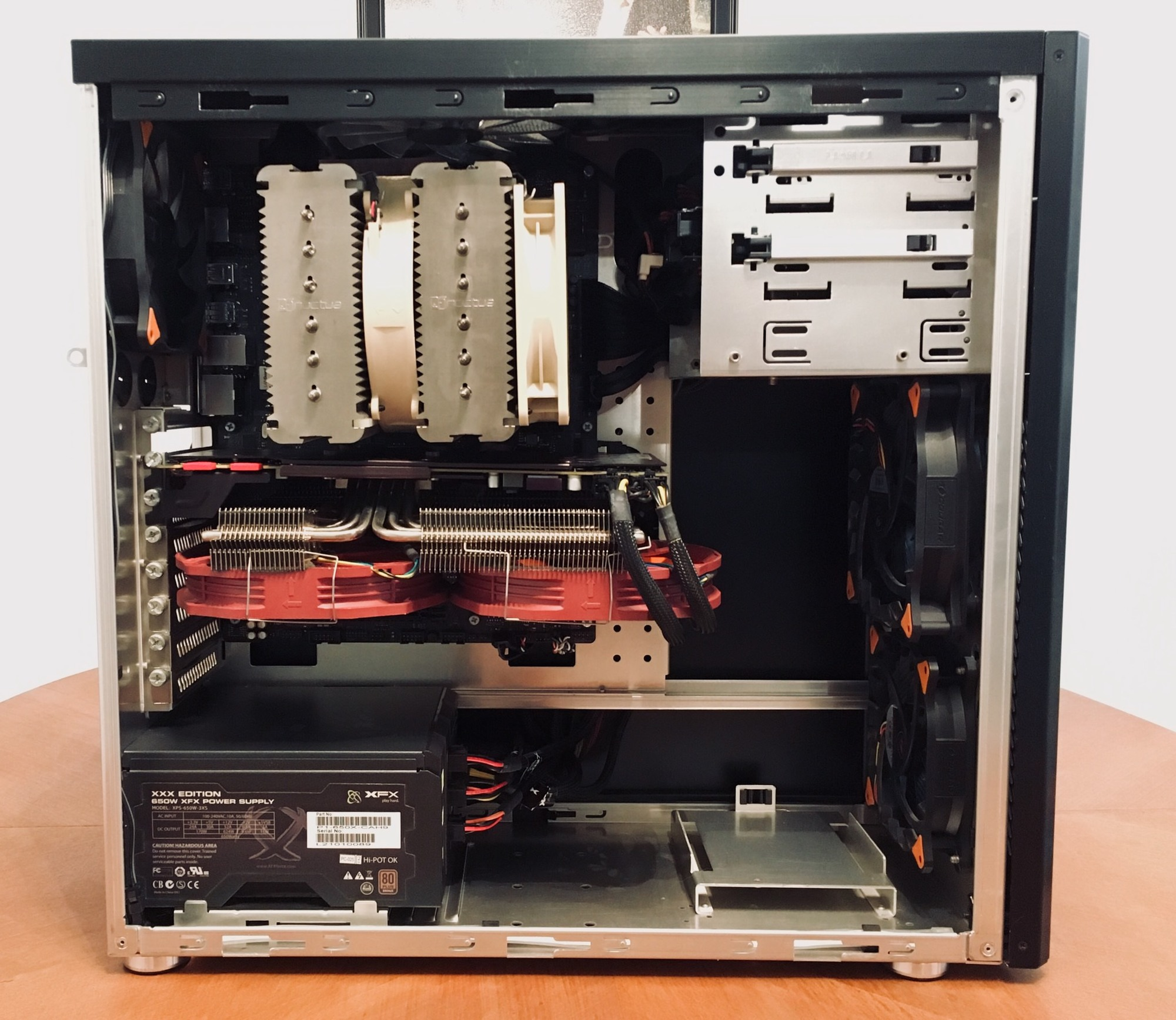 R5 2600X overclocked to 4 32GHz on Strix B350-F   [H]ard Forum
