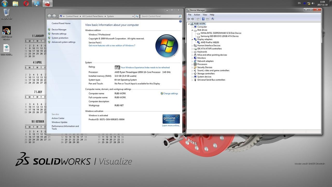 Anyone tried 2990WX with Windows 7 x64? | [H]ard|Forum