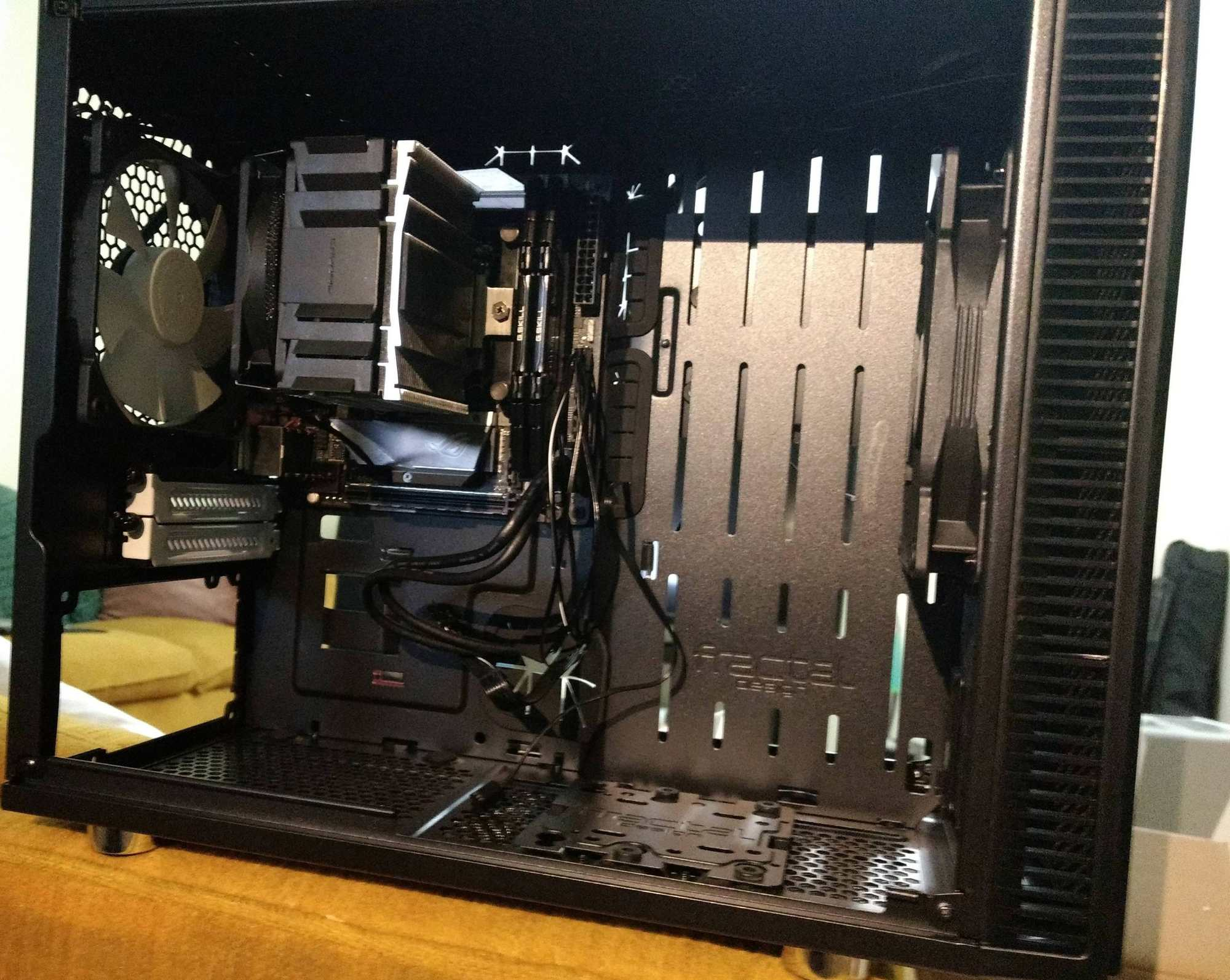 $3500 CAD Mini-ITX gaming build | [H]ard|Forum