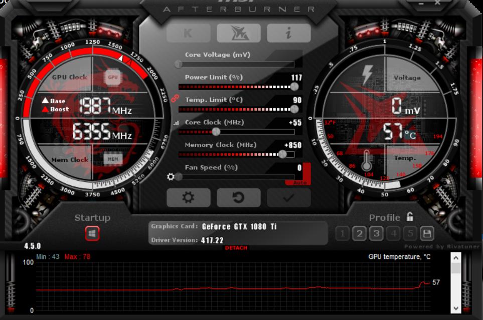 GTX 1080 TI Overclocking Results | [H]ard|Forum