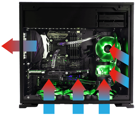 InWin 101C Build - Which Air Cooler? | [H]ard|Forum
