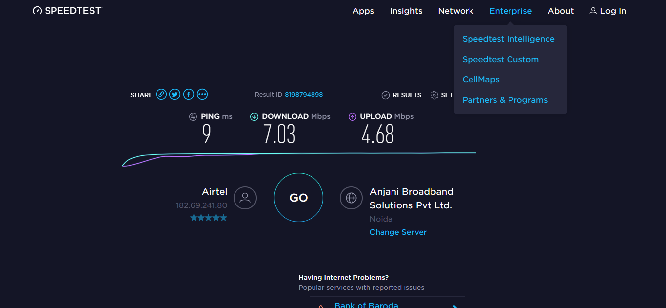 Slow Internet Speed | Hard|Forum