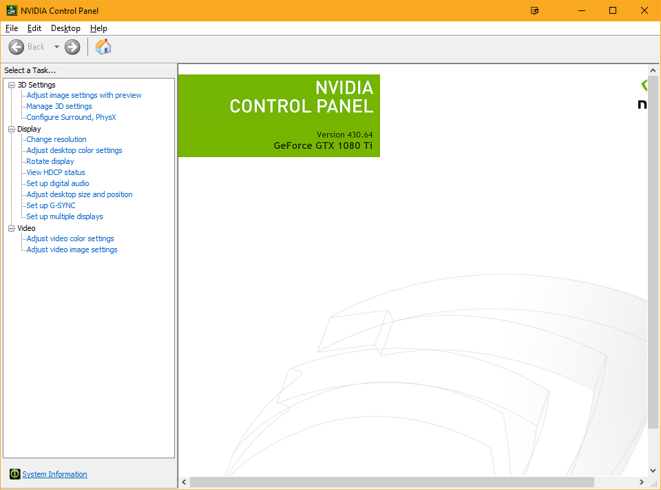 430 64 driver missing nvcpl function | [H]ard|Forum