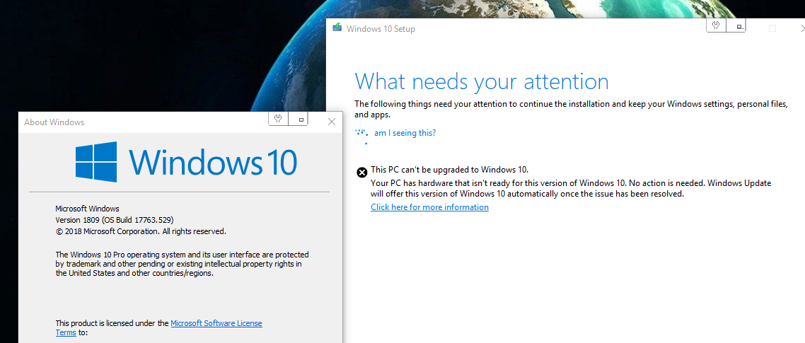 How to get Windows 1903 May update now?? | Page 2 | [H]ard|Forum