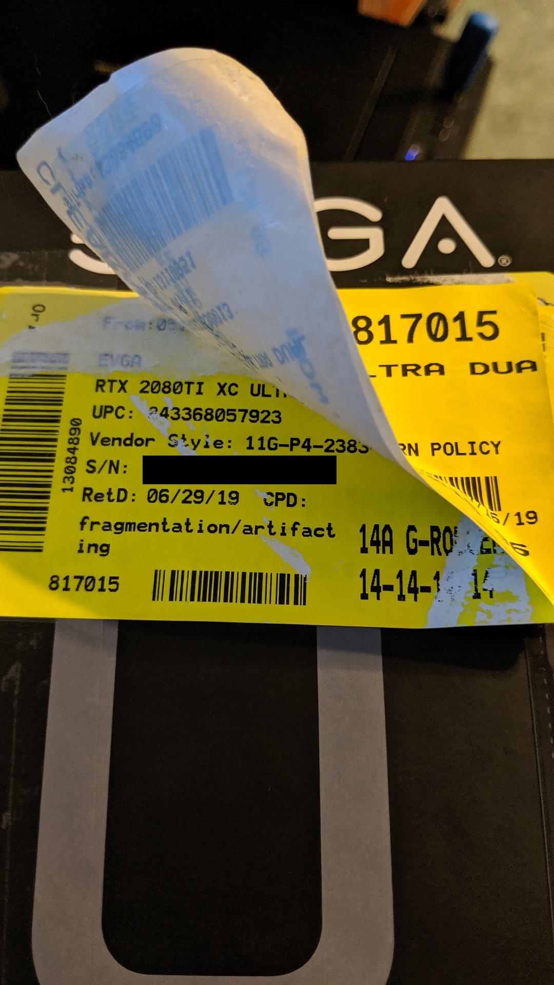 EVGA RTX 2080 Ti XC Ultra   [H]ard Forum