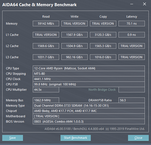 3733 mem 1866 fclk DRAM Ryzen Calculator 1.6.0.3 Safe Preset 3733 RAM 1.485v CPU -0.1 Offset.png