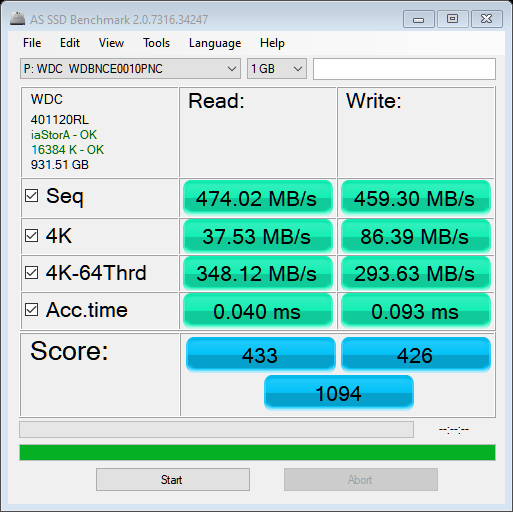 as-ssd-bench WDC  WDBNCE0010P 5.21.2020 2-38-56 AM.png
