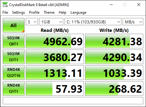A 01_CrystalDiskMark_Seagate 520 1TB - 1GB Default profile - reference disk.png